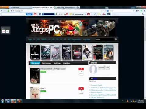 Las Mejores Paginas Para Descargar Juegos De PC, PSP.,NDS, WII Y PS2 ECT