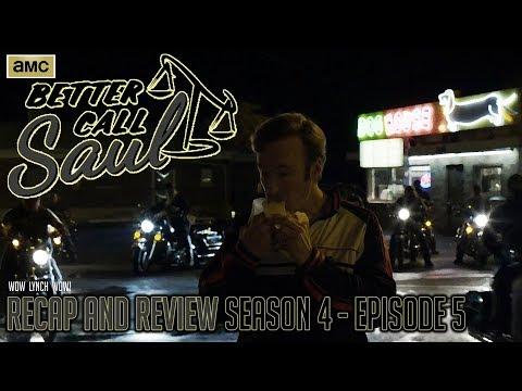 Better Call Saul - Season 4, Episode 5 - Recap & Review