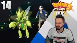 Pokémon Sun LIVE Randomizer Nuzlocke Part 14 by Ace Trainer Liam