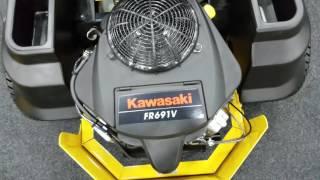 8. Hustler Raptor GIE 2017 , Kawasaki is Back !!!