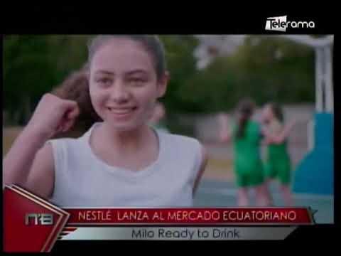 Nestlé lanza al mercado ecuatoriano Milo Ready to Drink