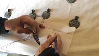 "23 Nisan 2015 - Van'ın Gürpınar ilçesine bağlı Çavuştepe Kalesi'ni bekleyen ""Son Urartu"" Mehmet Kuşman'la sohbetimizden birkaç anı.-----Some nice moments with ""the last Urartian"" Mehmet Kusman who is from the few living people who can read and write Urarian cuneiform at Van, Turkey on 23 April 2015."