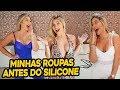 Download Lagu PROVANDO MINHAS ROUPAS ANTES DO SILICONE!!! Mp3 Free