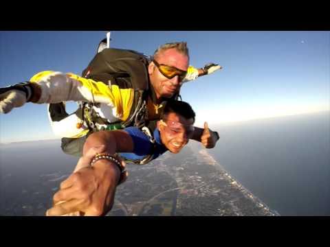 The Best Skydive Adventure Over Myrtle Beach, South Carolina | Skydiving GoPRO HERO