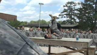 Combatives: The Making of a Soldier PT 8