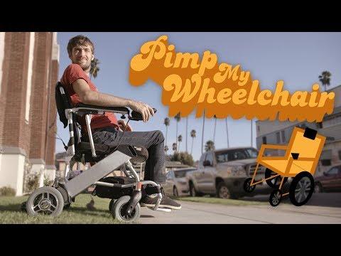 Pimp My Wheelchair feat. Zach Anner (видео)