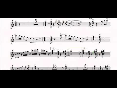 Partituras – Con Poder – Trompeta