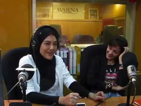 """Glam TV: Exclusive Interview with cast of """"Bahayanya Wanita"""" with DJ Hafeez Glamour on Warna 94.2FM"""