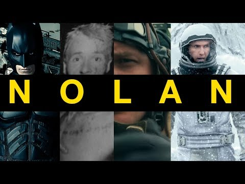 Christopher Nolan - A Master at Pacing | Video Essay |