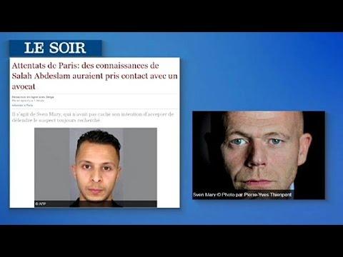 Βέλγιο: Επικοινωνία με τον δικηγόρο του επιχείρησε ο τρομοκράτης Σαλάχ Αμπντεσλάμ