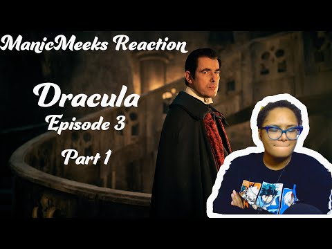 """HOW COULD YOU LET THIS HAPPEN!?!?   Dracula Episode 3 """"The Dark Compass"""" Reaction Part 1!"""