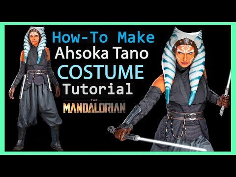 Ahsoka Tano (Mandalorian) Costume Guide - Cosplay Tutorial