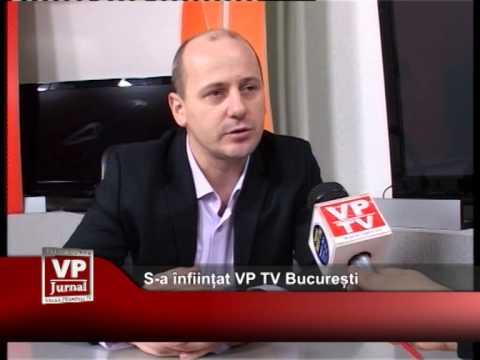 S-a înființat VP TV București