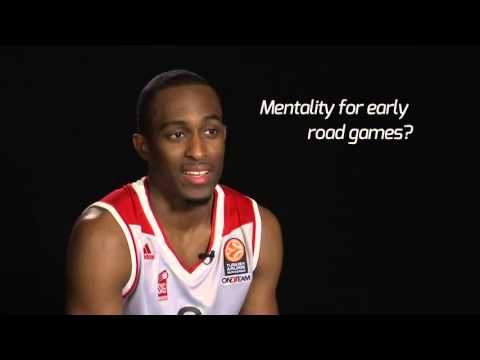 Pre-season Interview: Rodrigue Beaubois, Strasbourg