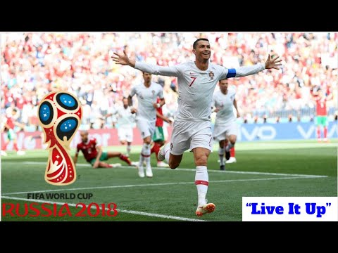 "World Cup 2018 Hype Video ""Live It Up"""