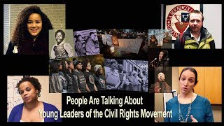 Audience Comments - Young Leaders of the Civil rights Movement