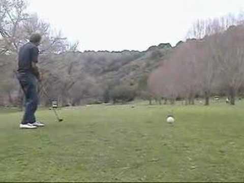 Golfing with Kip