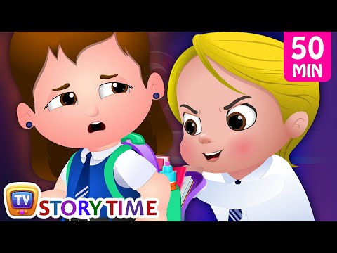 Hands Are For Helping + More Good Habits Bedtime Stories & Moral Stories for Kids - ChuChuTV