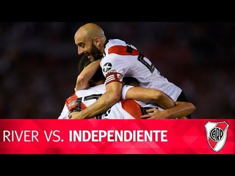 Resumen de la victoria contra Independiente