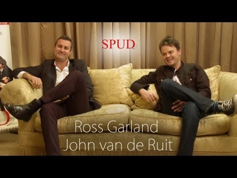 Spud 2: Ross Garland and John van de Ruit Interview