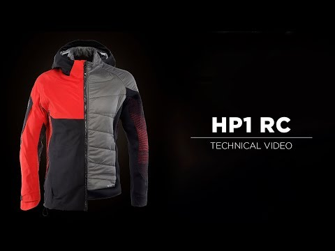 Dainese HP1 RC Jacket - Technical video