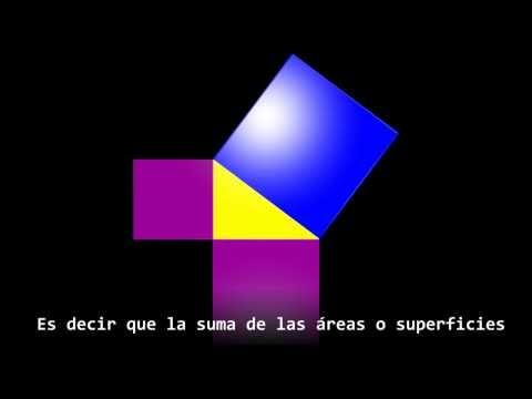 Algo pasa con phi - Capítulo 12 - El teorema de Pitágoras y la proporción áurea