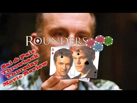 """Rounders (1998)"" Throwback Thursday Review"