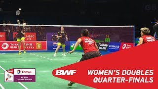 Video WD | CHEN/JIA (CHN) [1] vs POLII/RAHAYU (INA) [5] | BWF 2018 MP3, 3GP, MP4, WEBM, AVI, FLV Januari 2019