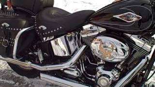 8. 2010 Harley-Davidson Heritage Softail Classic