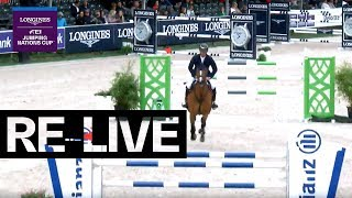 RE-LIVE | Longines FEI Jumping Nations Cup™ | Rotterdam (NED) | Longines Grand Prix