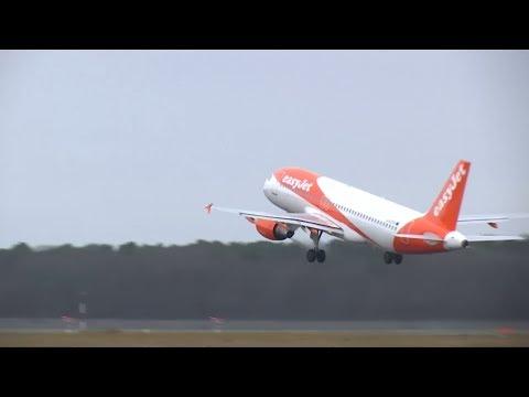Fliegen zu billig: Deutsche Umweltminister fordern Kero ...