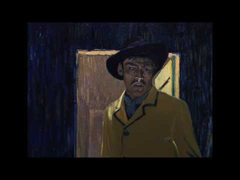 Full Theatrical Trailer for HandPainted Van Gogh Film Loving