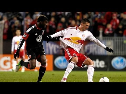 HIGHLIGHTS: New York Red Bulls vs. D.C. United_Labdargs MLS videk. Legeslegjobbak