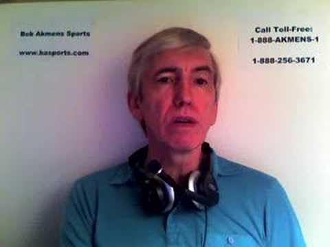 Bob Akmens Sports: How to Win Betting Basketball-Part 1 of 3