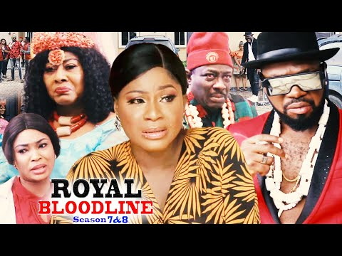 ROYAL BLOODLINE SEASON 7 {NEW MOVIE} - DESTINY ETIKO|JERRY WILLIAMS | 2020 LATEST  NOLLYWOOD MOVIE