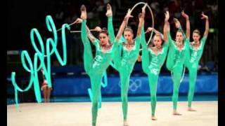 Rhythmic Gymnastics: THE ELEGANCE