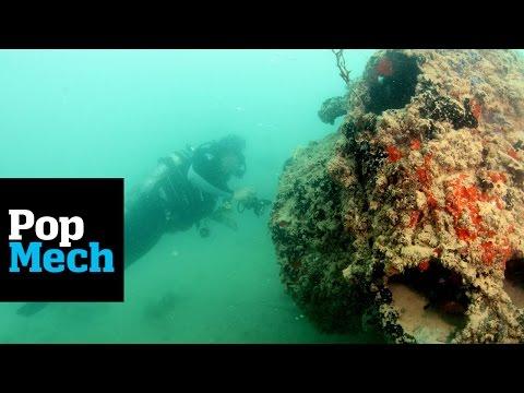 Rediscovered Pearl Harbor Plane | PopMech