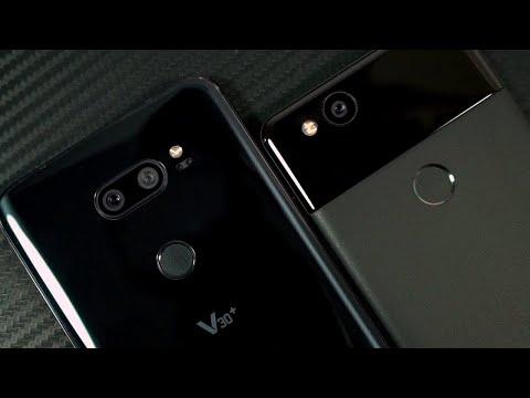 LG V30+ vs Pixel 2 camera comparison