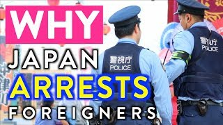 Video Why Japan Arrests Foreigners MP3, 3GP, MP4, WEBM, AVI, FLV Agustus 2019