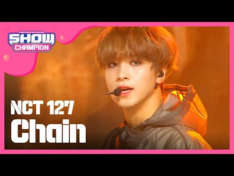 Video Show Champion EP.294 NCT 127 - Chain (Korean Ver.) download in MP3, 3GP, MP4, WEBM, AVI, FLV January 2017