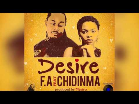 DESIRE-F.A Ft. Chidinma [New Liberian Music 2015]