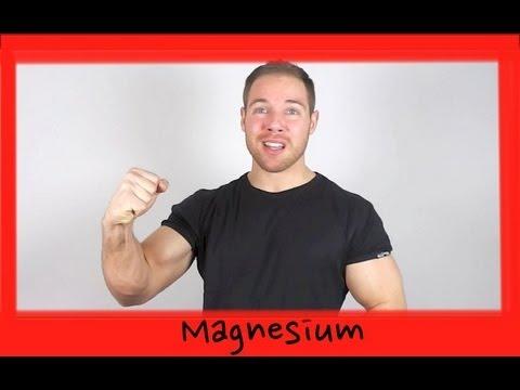 Magnesium - Energiezünder zur Fettverbrennung