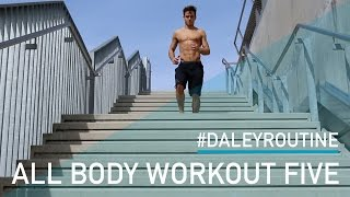 Daley Routine: All Body Workout Five