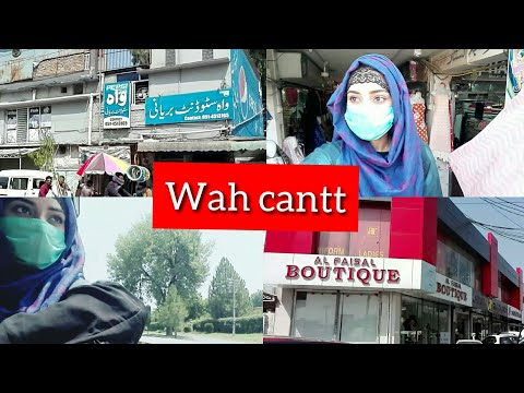 Wah cantt , basti | vlog#78