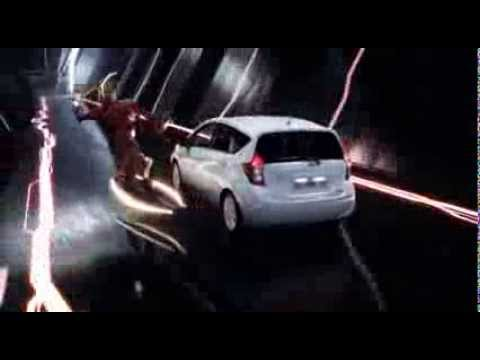 Nissan Commercial for Nissan Note (2013) (Television Commercial)