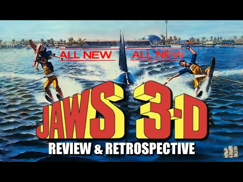 The Story of Jaws 3-D (1983) - Review & Retrospective