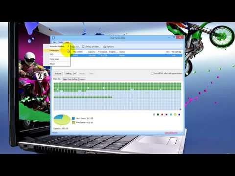 Disk Defrag (formerly Glarysoft Disk SpeedUp) 5.0.1.57
