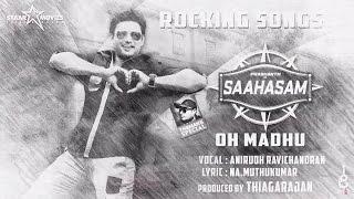 Oh Madhu Song Promo, Saahasam, Prashanth,