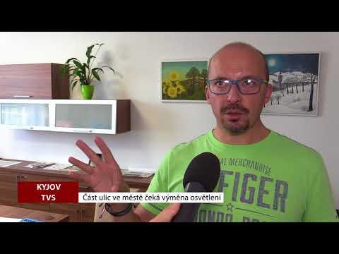 TVS: Deník TVS 30. 8. 2018