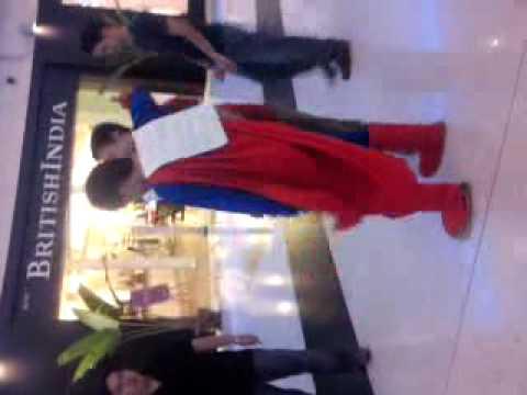 Superman's Bachelor Night